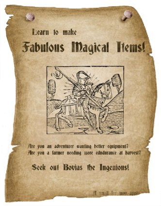 Make_Magic_Items_Poster